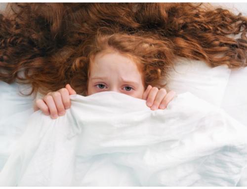 ¿Como ayudarle a los niños a vencer sus temores?